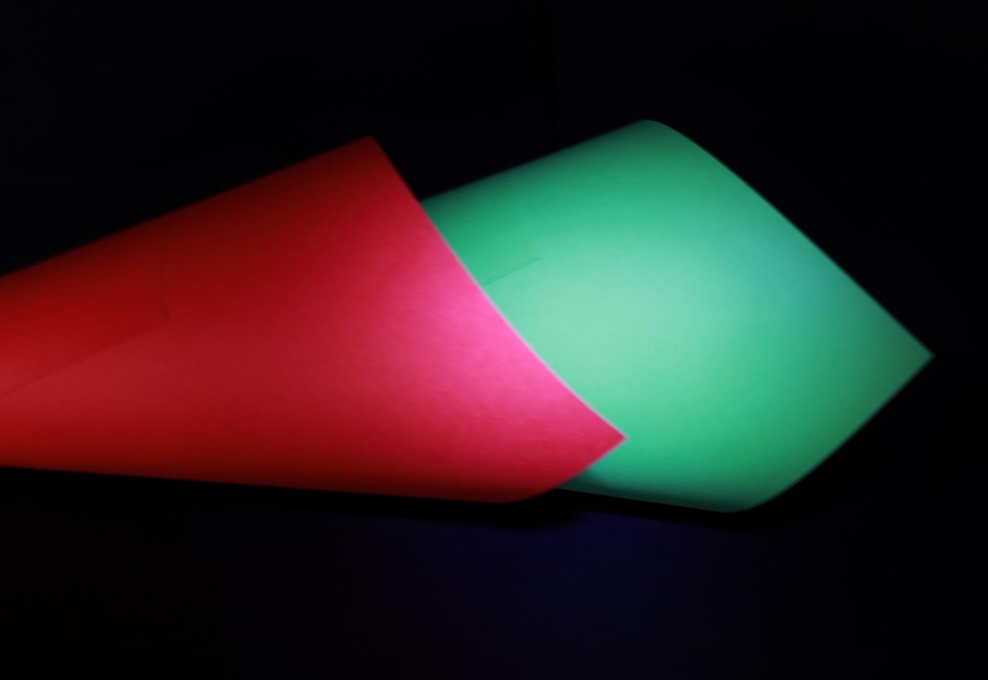 Rød/Grøn delt 3. plads